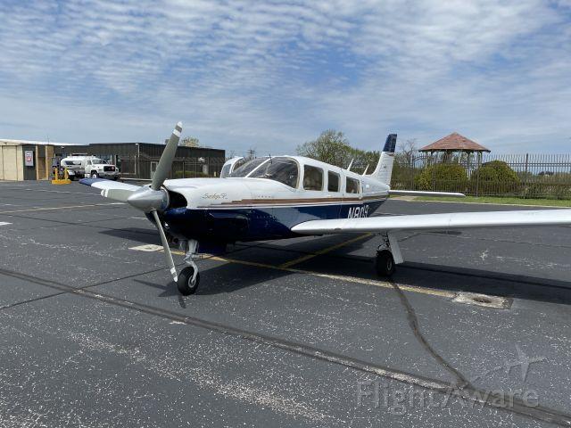 Piper Saratoga/Lance (N80349)