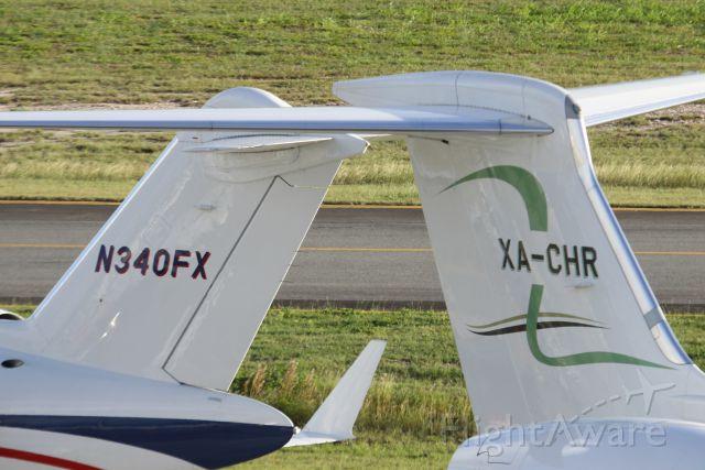 Canadair Challenger (N340FX)