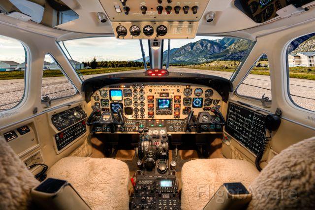 Beechcraft Super King Air 200 (C-FPNQ) - New medevac King Air 200 from Integra Air.   BXH151