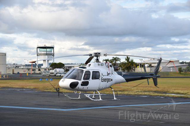 Eurocopter AS-350 AStar (VH-BCR)