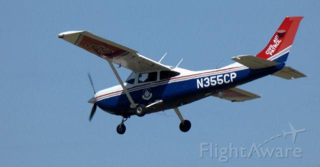Cessna Skylane (N355CP) - On final is this 2005 Cessna Skylane 182T in the Spring of 2021.