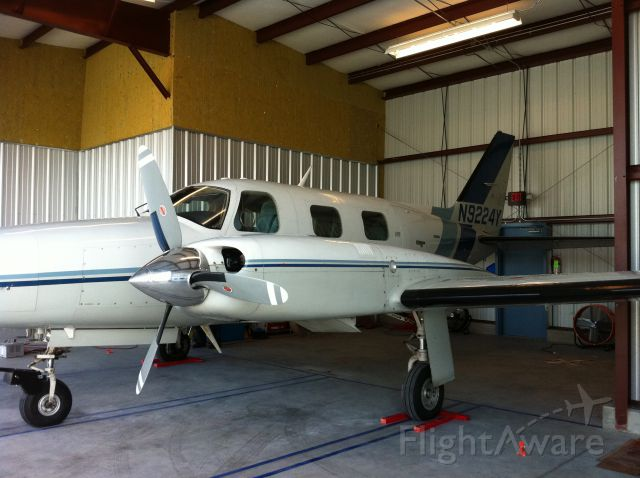 Piper Navajo (N9224Y) - A Navajo Mojave, Location not shown due to owners request