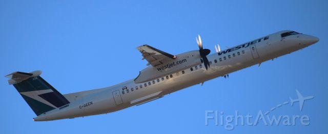 de Havilland Dash 8-400 (C-GEEN)