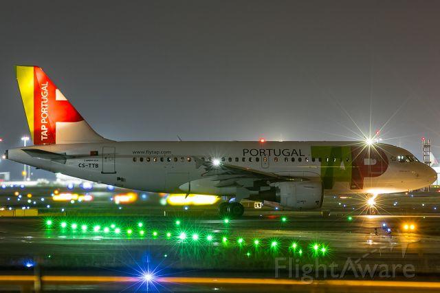 Airbus A319 (CS-TTB)
