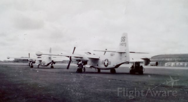 — — - TWO OF THE NORTH AMERICAN AJ SAVAGES AT RNZAF BASE OHAKEA,N.Z.,LATE 1950S.