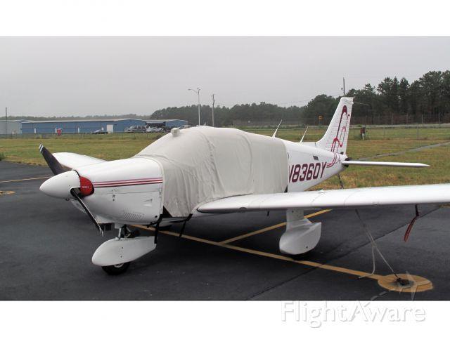 Piper Cherokee (N8360Y)