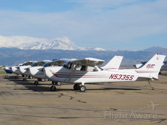 Cessna Skyhawk (N5335S)