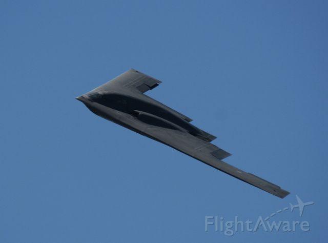 — — - Flypast Fairchild AFB