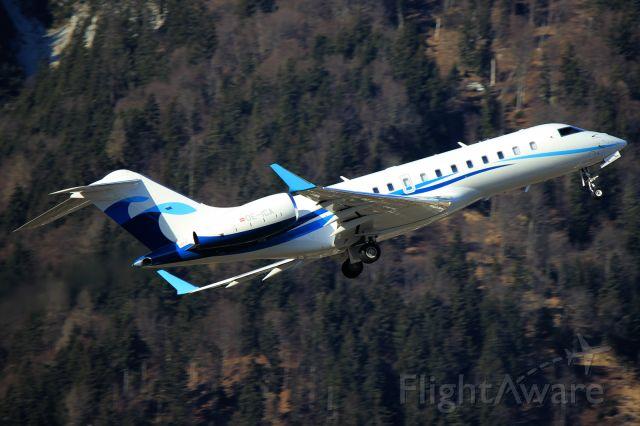 Bombardier Global 5000 (OE-ICA)
