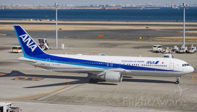 BOEING 767-300 (JA611A)