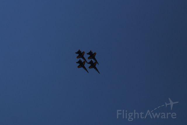 McDonnell Douglas FA-18 Hornet (16-3093)