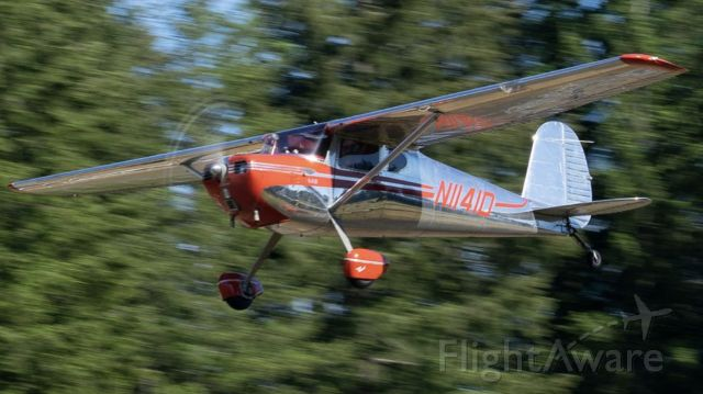 Cessna 140 (N1141D) - S36