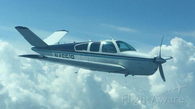 Beechcraft 35 Bonanza (N4651B)
