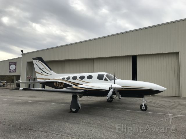 N421P — - Just leaving for new home in Florida...