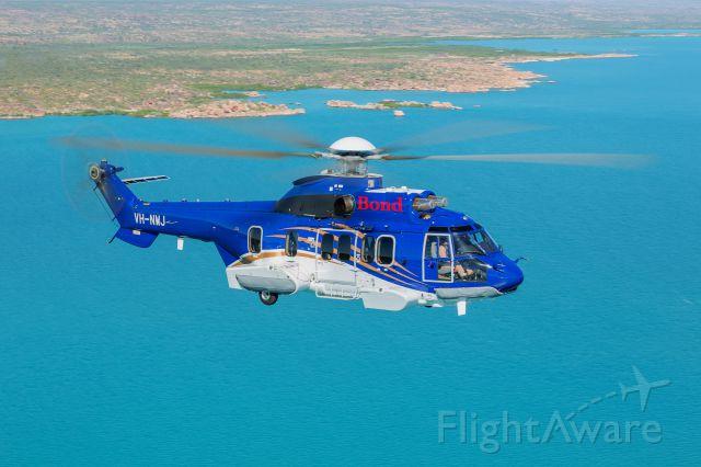 Eurocopter Super Puma (EC-225) (VH-NWJ)