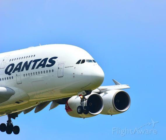 Airbus A380-800 (VH-OQH)
