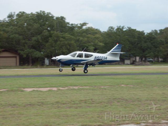 Rockwell Turbo Commander 690 (N6023A) - 2014 Breakaway Park Flyin