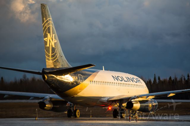 Boeing 737-200 (C-GNLN)