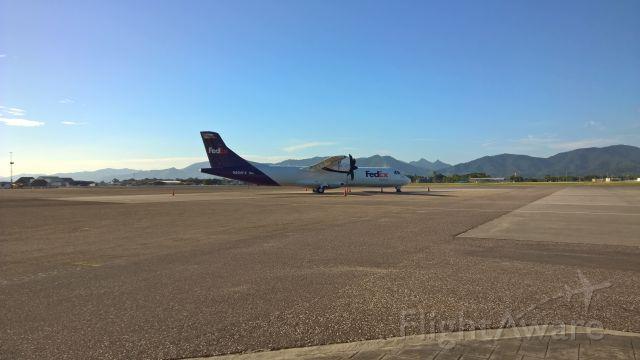 ATR ATR-72 (N804FX)