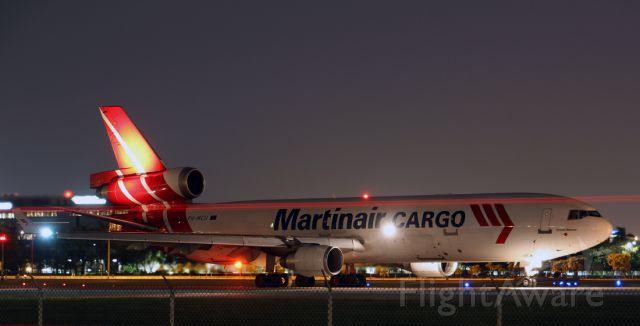 Boeing MD-11 (PH-MCU)