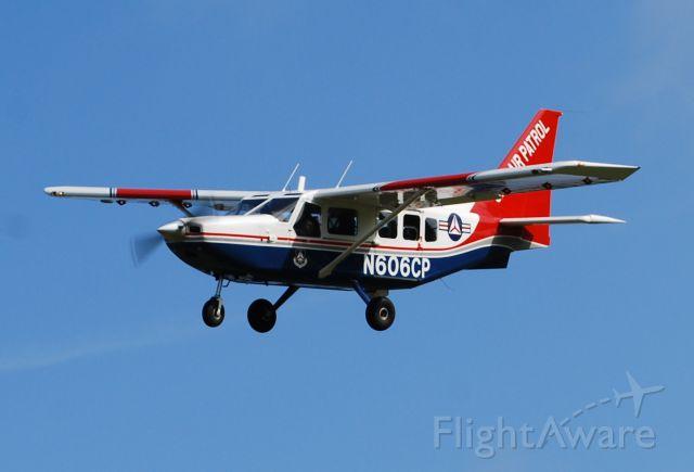GIPPSLAND GA-8 Airvan (N606CP) - GA-8 overflight at 2009 Great Lakes Region Encampment.