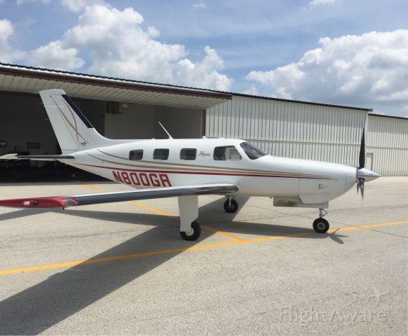 Cessna Chancellor (N800GA)