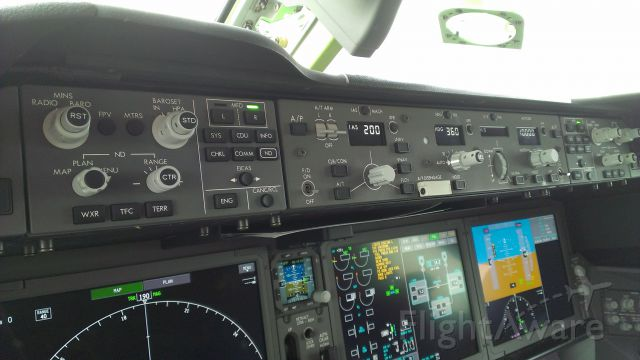 Boeing Dreamliner (Srs.8) (N45905)