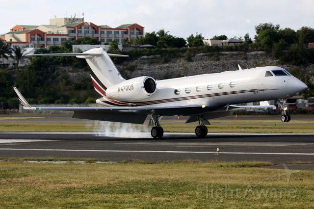 Gulfstream Aerospace Gulfstream IV (N470QS)