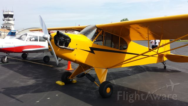 — — - Cub. Taken at Beverly,MA airfield. KBVY