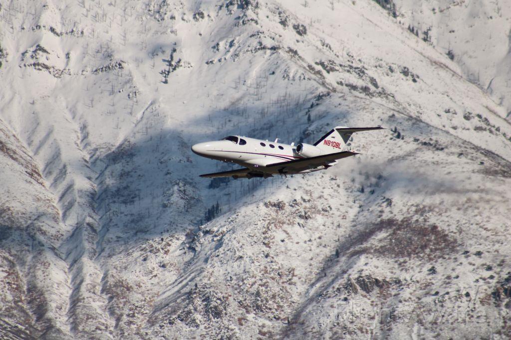Cessna Citation Mustang (N810BL)