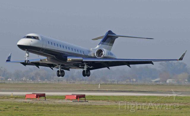 Bombardier Global Express (C-GSAP)
