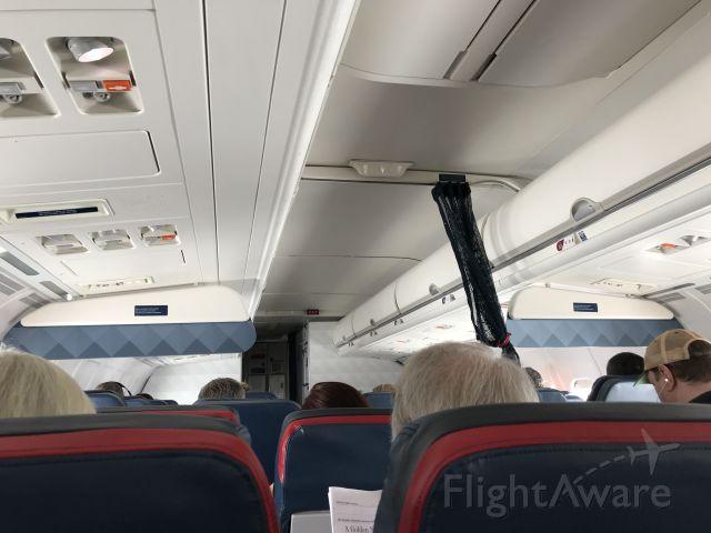 McDonnell Douglas MD-88 (N987DL) - In flight.
