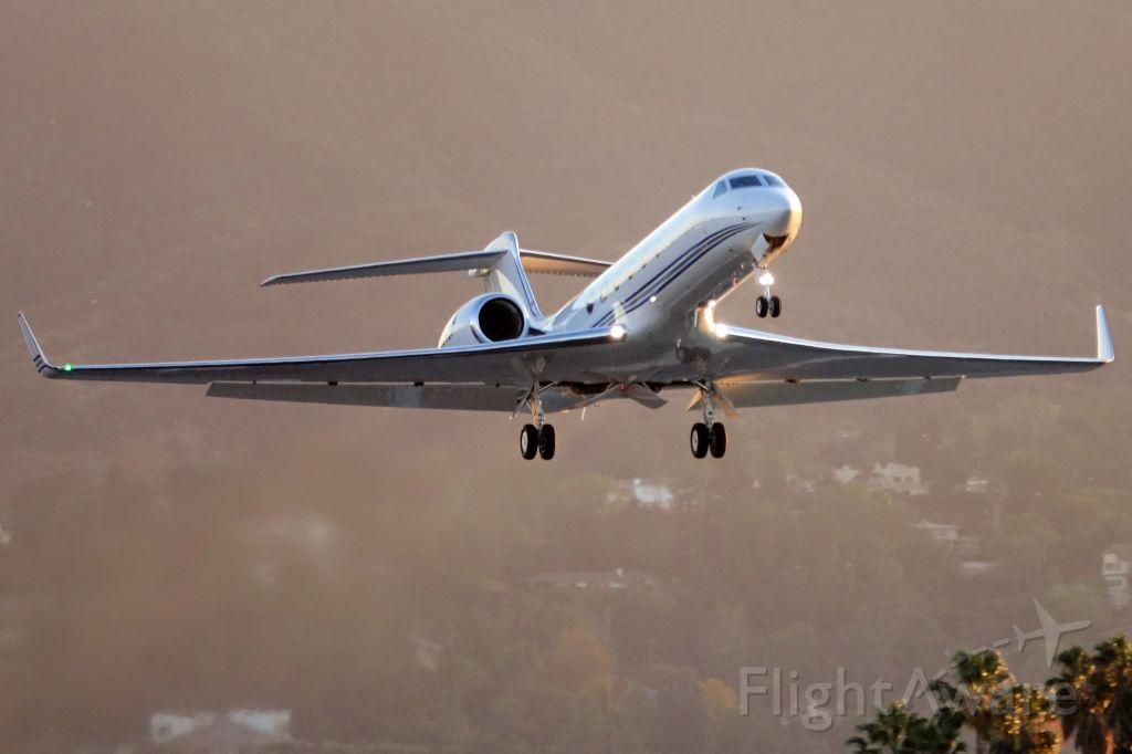 Gulfstream Aerospace Gulfstream V (N25CP)