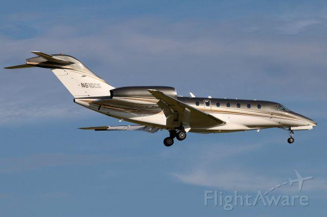 Cessna Citation X (N610CG)