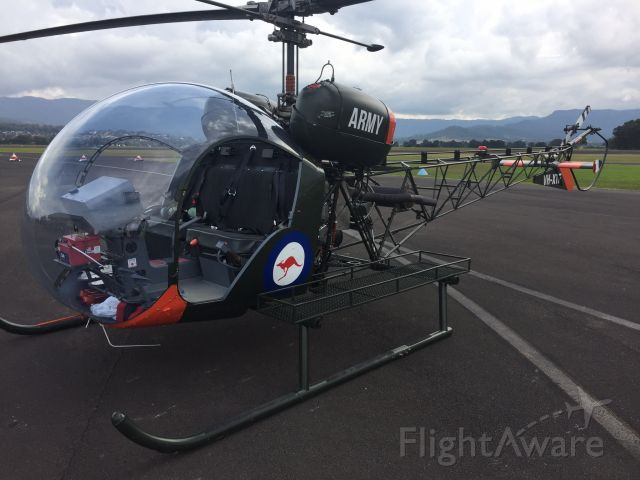 Bell UH-13H (VH-XTF) - Outstanding restoration of this classic M.A.S.H. Chopper