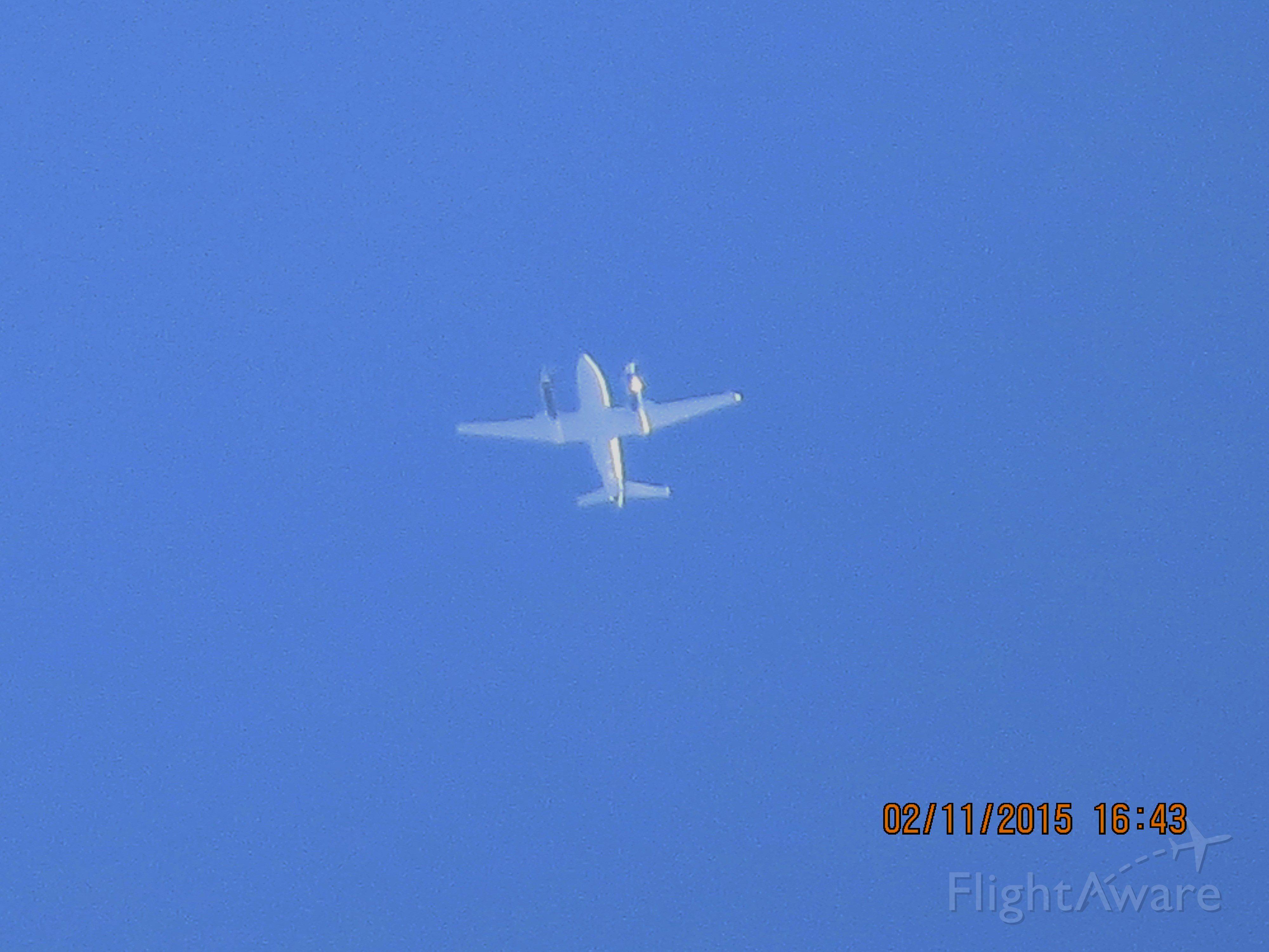 Beechcraft Super King Air 200 (N555AL)