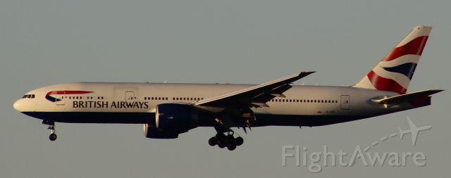 Boeing 777-200 (G-VIIF)