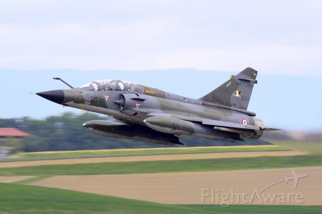 DASSAULT-BREGUET Mirage 2000 (N368)