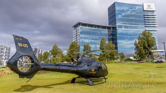Eurocopter EC-130 (VH-LYS)