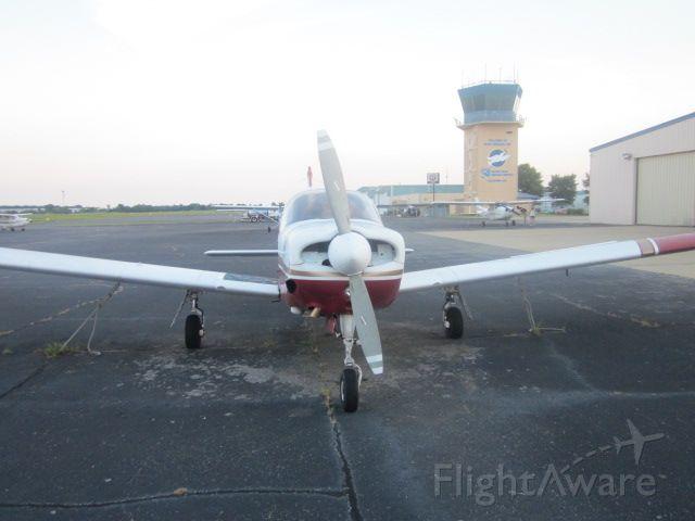 Piper Cherokee (N5355) - Air Venture Ramp at Olive Branch Airport