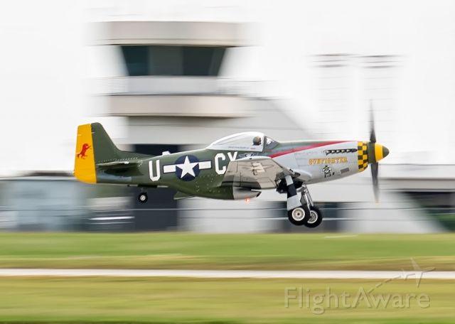 North American P-51 Mustang (N5428V)