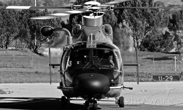 VOUGHT SA-366 Panther 800 (N6527) - US Coast Guard