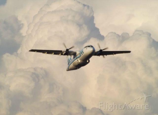 ALENIA Surveyor (ATR-42-500) (XA-TKJ)