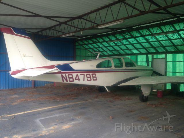 Beechcraft Bonanza (36) (N9479S)