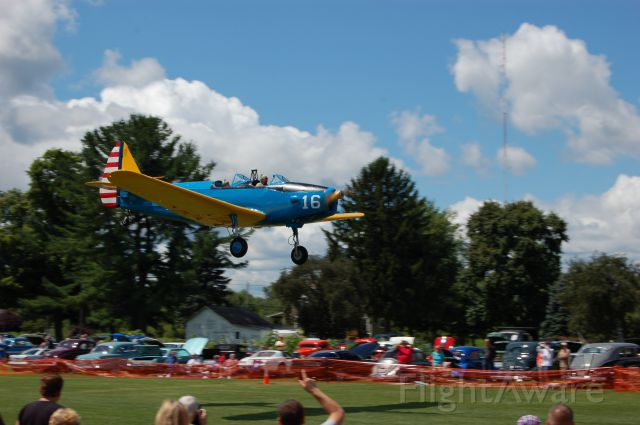 WI-NGS — - Wings & Wheels @ Sloas Airfield 08/13