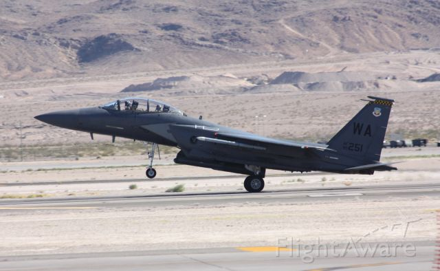 McDonnell Douglas F-15 Eagle (AFR90251) - 2014