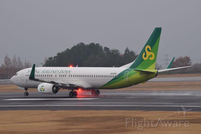 Boeing 737-800 (JA03GR)