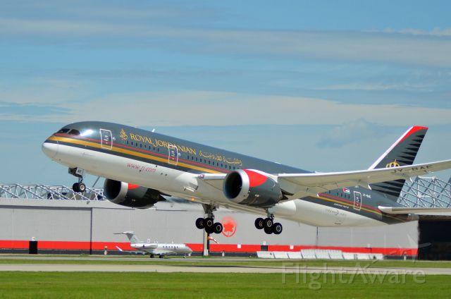 Boeing 787-8 (JY-BAE)
