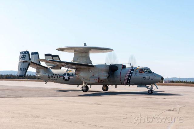 Grumman E-2 Hawkeye (16-5299)