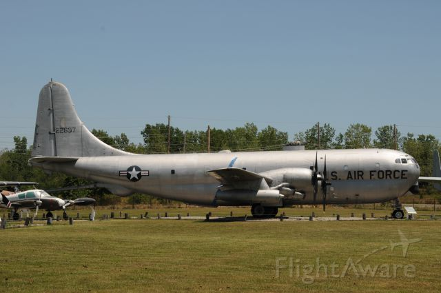N22697 — - Taken at Grissom Air Force Base museum.